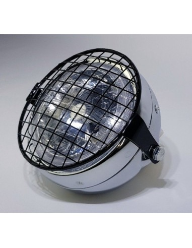 """Headlight grille """"wire mesh"""""""