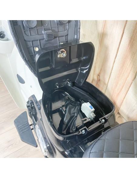 Coffre de rangement Scooter électrique Volt scoot Unikride biplace