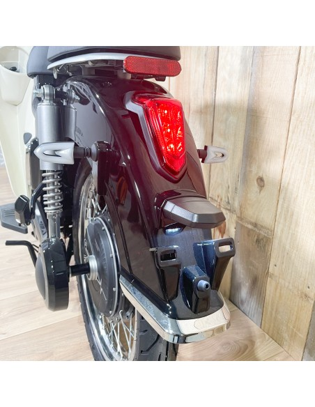 Feu arrière, plaque, clignotant Scooter électrique Volt scoot Unikride biplace