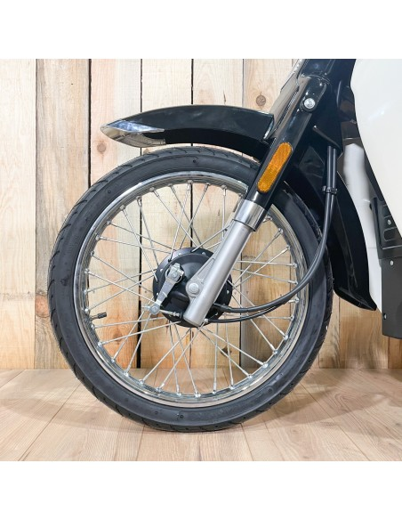 roue avant fourc he Scooter électrique Volt scoot Unikride biplace